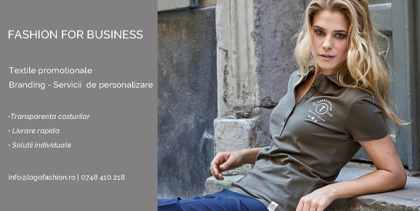 Personalizare textile promotionale